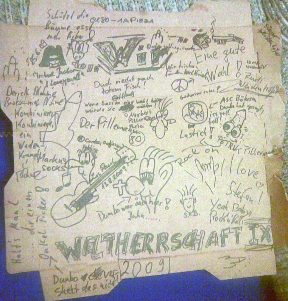 PizzadeckelSommer2009