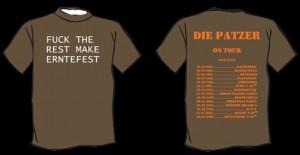 T-Shirt Fuck The Rest Make Erntefest